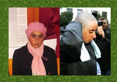إحتجاجاً الحجاب+