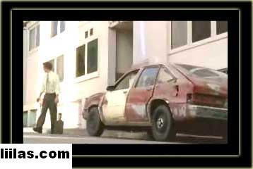 ياباني خايف سيارته العين