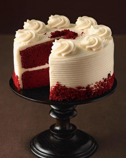 VELVET CAKE كيكة الريد فلفيت