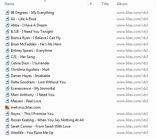 LOVE SONGS ALBUM vol.2