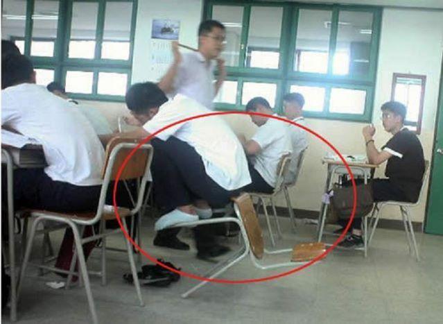 حل مشكله صعوبه اسئلة الامتحان في اللجنه مضحك