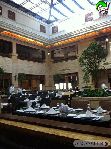 مطعم الاردن عمان