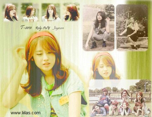 الرائعة park ji-yeon