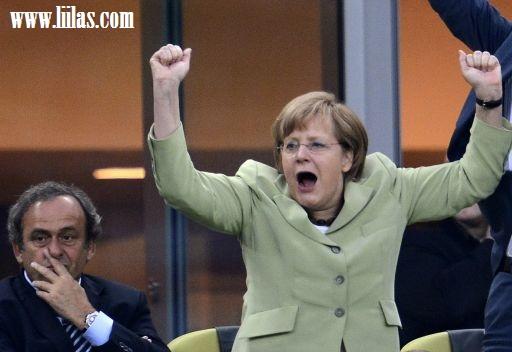 المستشارة الالمانية