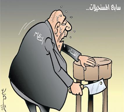 كاريكاتير المستحيلات