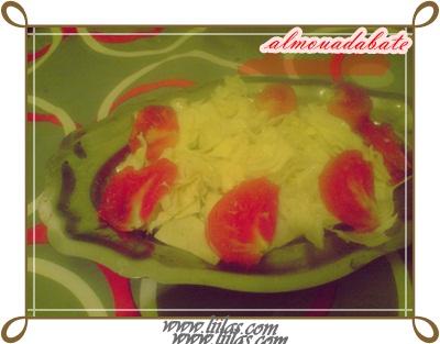 الاسبادون الطماطم