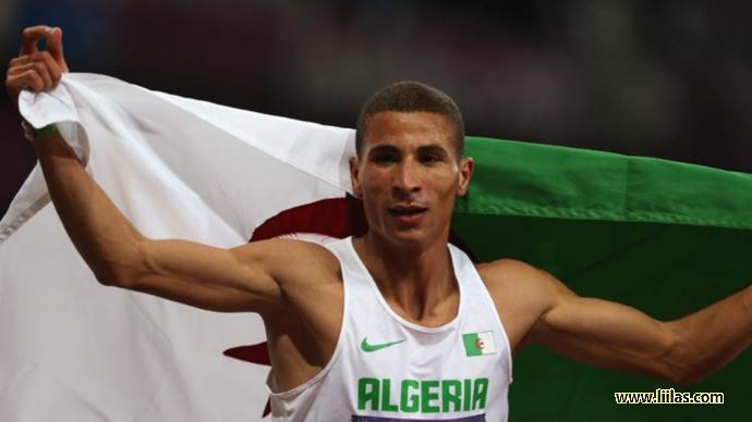 الجزائري الإبداع الرياضي